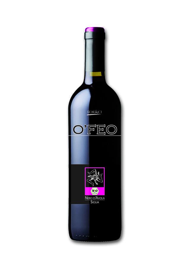 O'FEO Nero D'Avola