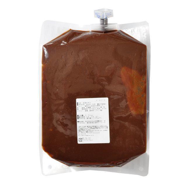江戸甘味噌使用 インスタント味噌汁 2.5kg