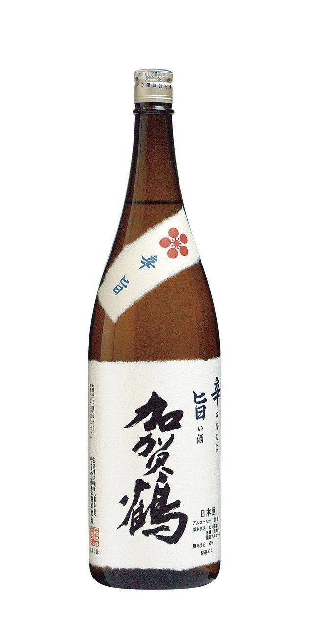【関東、中部、近畿、限定出荷】加賀鶴 辛口なのに旨い酒(辛旨)
