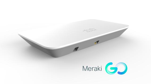 Cisco Meraki Go 屋内用 無線LAN Wi-Fiアクセスポイント(GR10)
